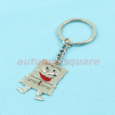 Sponge Bob Pendant Lovely Key Chain Keyring Ring Keychain Couple Gift