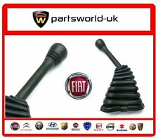Fiat Mk2 Uno 4 Speed Rubber Gear Knob & Gaiter 182247880 Brand New & Genuine
