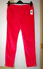 Gap Niños y Niñas de Algodón Pantalones de color rosa con Cintura Elástica Talla 13 XL Nuevo con etiquetas