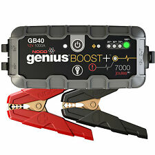 NEW NOCO Genius Boost GB40 12V 1000 UltraSafe Lithium Jump Starter Pack gb 40