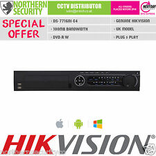 16 CHANNEL HIKVISION NVR 6MP 1080P P2P NETWORK VIDEO RECORDER HD IP CCTV SYSTEM
