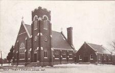 Holy Trinity Church , LUCAN , Ontario , Canada , PU-1909