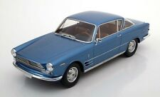 1961-1968 Fiat 2300 S Coupe Light Blue Met. by BoS Models LE of 1000 1/18 New!
