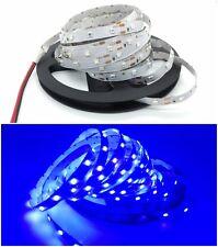 5M 2835SMD 300 LED Flexible Strip Light Ribbon Lamp Lighting Blue DC12V