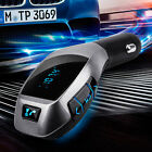 X5 Bluetooth Car kit FM Transmitter HandsFree MP3 Musik Player TF SD Karte USB