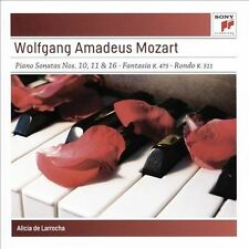 Mozart: Piano Sonatas, New Music