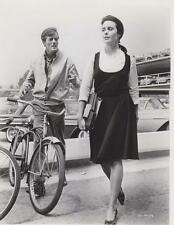 "Peter Fonda, Sharon Hugueny in ""The Young Lovers"" 1964 Vintage Movie Still"