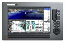 Raymarine DISPLAY c120w con i grafici Riga