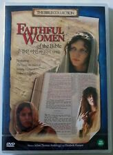 Faithful Women Of The Bible - All Region Compatible Bethany NEW DVD