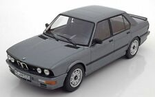Norev 1986 BMW M535i (E28) Grey Color 1:18*New!