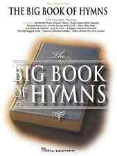 THE BIG BOOK OF HYMNS-PIANO/VOCAL/GUITAR MUSIC BOOK BRAND NEW ON SALE 125 HYMNS!