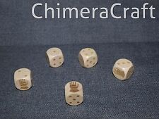 Warhammer 40K 40000 Dice Pack Iron hands Forgeworld Space Marines Chaos