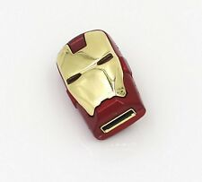 USB FLASH DRIVE 32GB IRON MAN PEN DRIVE UK Venditore 16 GB Ironman COLORE ORO