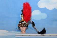 Did dragon in dreams 1:6TH échelle napoléonien français dragoon casque de herve