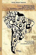 Como la democracia, que es para todos, en America Latina es para pocos-ExLibrary