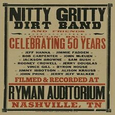 Circlin Back-Celebrating 50 Years - Nitty Gritty Dirt Band (2016, CD NIEUW)