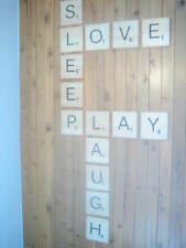 Free shipping Giant Scrabble letters
