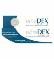 Ultradex sensible recalcifying & Blanqueamiento Pasta De Dientes - 75ML