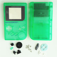 Night Light Noctilucent Housing Shell Case for Gameboy Classic DMG - Clear Green