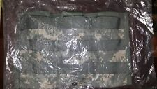 NEW!  US Military Molle II Triple Mag Magazine Pouch ACU Digital 3 x 30 Round
