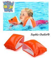 1 Coppia Spiaggia Gonfiabile Nuoto Fascia Da Braccio Bambini Floater Nuoto