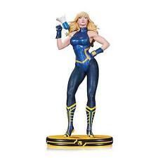 "DC Comics ~ Cover Girl Series ~ 9.5"" BLACK CANARY Statue ~ DC Collectibles 2016"