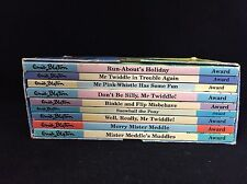 Enid Blyton Happy Days Collection - 9 Paperback Book Bundle Original Vintage