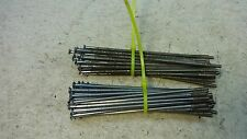 1973 BMW R60/5 Airhead Toaster SWB S537. front and rear clover wheel spokes