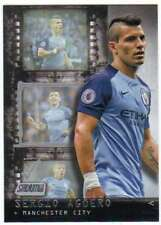 2016-17 Topps Stadium Club Premier League Contact Sheet #CS-10 Sergio Aguero
