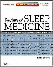 Review of Sleep Medicine: Expert Consult - Online and Print, 3e