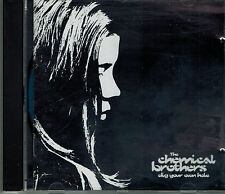 CD The Chemical Brothers ‎– Dig Your Own Hole,Sehr gut, Virgin ‎7243 8 42950 2 8