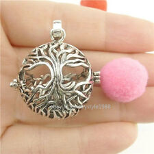 Tee of Life Locket Tree Aromatherapy Essential Oil Perfume Fragrance Diffuser
