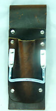 DURACUIR Construction Carpenter Electrician Leather Hammer Square Holder 3 IN 1