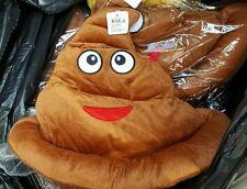 Fake Emoji Poop Hat