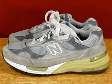 New Balance 992 Women's 7.5 D Grey Made in USA - suede cool 990 991 993 W992GL