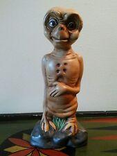 E.T. THE EXTRA TERRESTRIAL  PORCELAIN or CERAMIC FIGURINE 1983