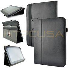 """Luxury Leather Case Stand Cover For Samsung Galaxy Tab A 9.7"""" SM-T550 Tablet"""