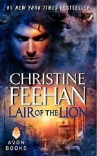 Lair of the Lion by Feehan, Christine, Good Book