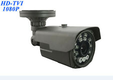 HD TVI 1080P Bullet Camera 2MP 1/3 Sony CMOS, Array Varifocal 2.8-12mm IP66 New