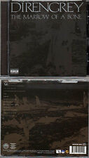 "Dir En Grey CD ""THE MARROW OF A BONE"" Album New!"