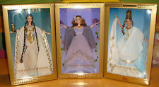 Barbie Doll Set Of 3 Classical Goddess Collection Limited Ed. NRFB xb700