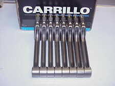 "Set of 8 Carrillo H- Beam 6.200"" Rods .805 Wide-.787"" Wrist Pin NASCAR"
