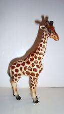FIGURINE ANIMAL SAUVAGE GIRAFE SAFARI SAVAVE ZOO CIRQUE SCHLEICH 98 (16x10cm)
