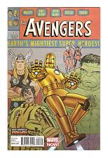 THE AVENGERS 009 (NM+) VARIANT EDITION- IRON MAN (FREE SHIPPING)*