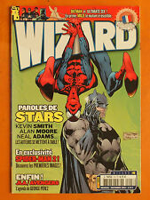 WIZARD 18 -Toute l'info sur les comics -Batman & Ultimate- Marvel Comics 11/2003