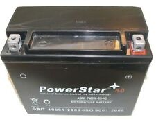 H-D PowerStar FAYTX20L BATTERY FOR HARLEY-DAVIDSON 65989-97C - 3 YEAR WARRANTY