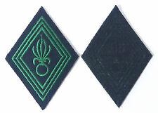 Losange / écusson de bras  pour Ténue Uniforme du Militaire de Rang MDR LÉGION