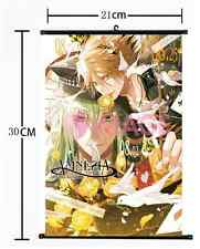 HOT Japan Anime Amnesia  Wall Poster Scroll Home Decor Cosplay 818
