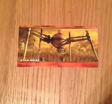 Star Wars Attack of the Clones Widevision Promo Trading Card
