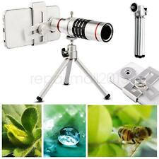 18x Optical Telescope Telephoto Lens with Tripod Universal Mobile Phone Lens T